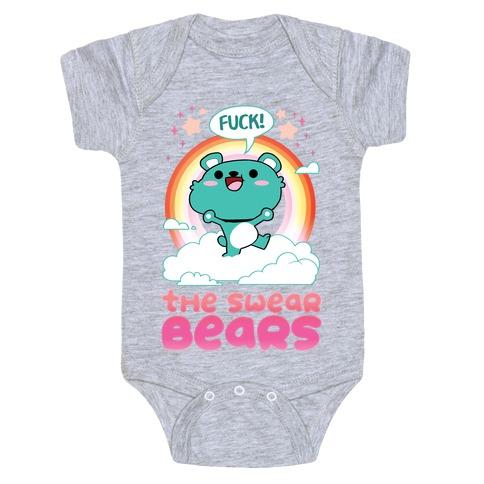The Swear Bears Baby One-Piece