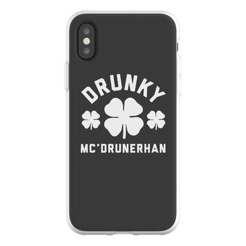 Drunky Mc'Drunkerhan Phone Flexi-Case