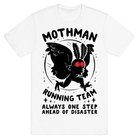 Mothman Running Team T-Shirt
