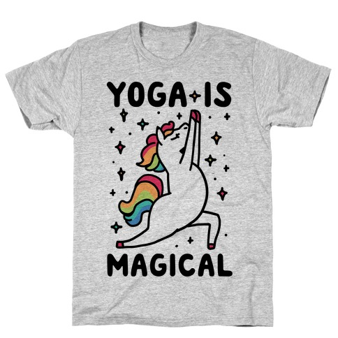 Yoga Is Magical T-Shirt
