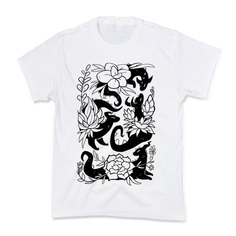 Succulent Dragons Kids T-Shirt