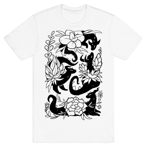 Succulent Dragons T-Shirt