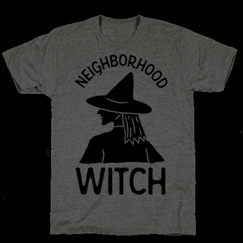 Neighborhood Witch Mens T-Shirt