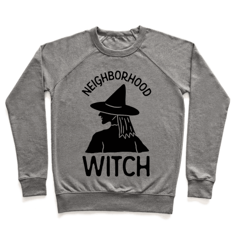 Neighborhood Witch Pullover