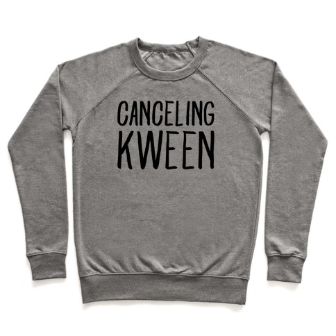 Canceling Kween Pullover