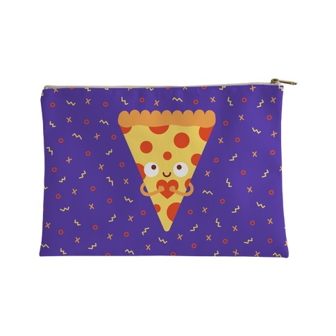 Pizza My Heart Accessory Bag