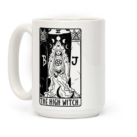 The High Witch Tarot Coffee Mug
