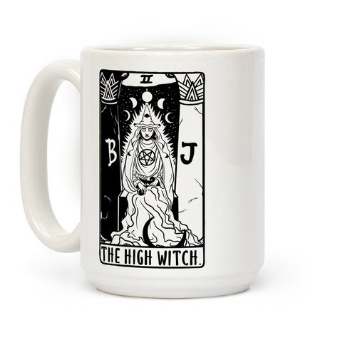The High Witch Tarot Coffee Mug
