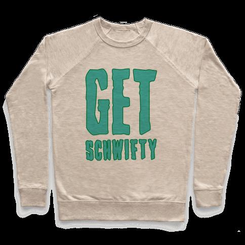 Get Schwifty Neon Pullover