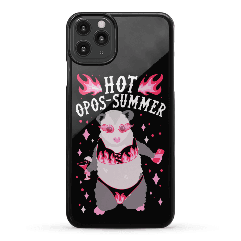 Hot Opos-summer Phone Case