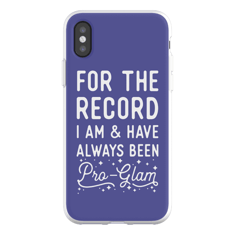 Pro-Glam Phone Flexi-Case