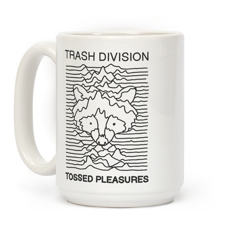 Trash Division Coffee Mug
