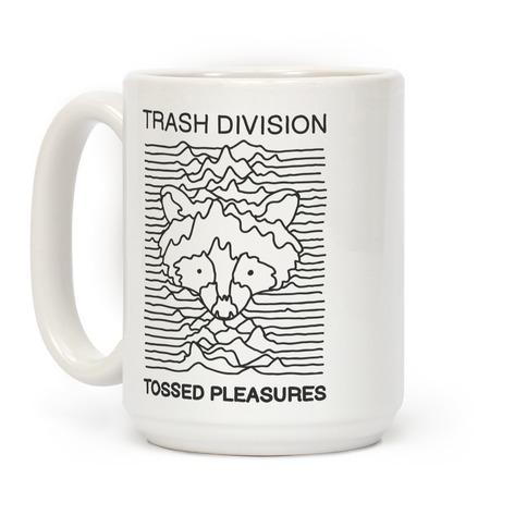 Trash Division Coffee Mug