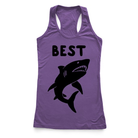 Best Chums Pair 1 Racerback Tank Top