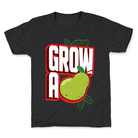 Grow A Pear Kids T-Shirt