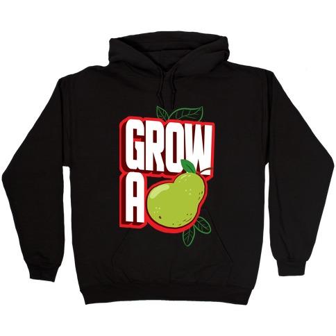 Grow A Pear Hooded Sweatshirt