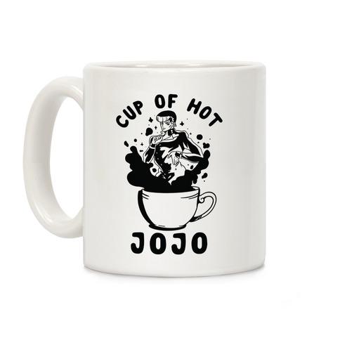 Cup Of Hot JOJO Coffee Mug