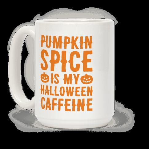 Halloween Caffeine