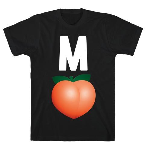 M Peach Impeach T-Shirt