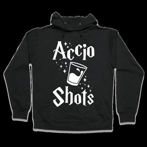 Accio Shots Hooded Sweatshirt