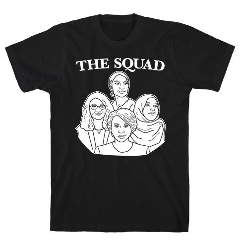 The Squad - Democrat Congresswomen T-Shirt