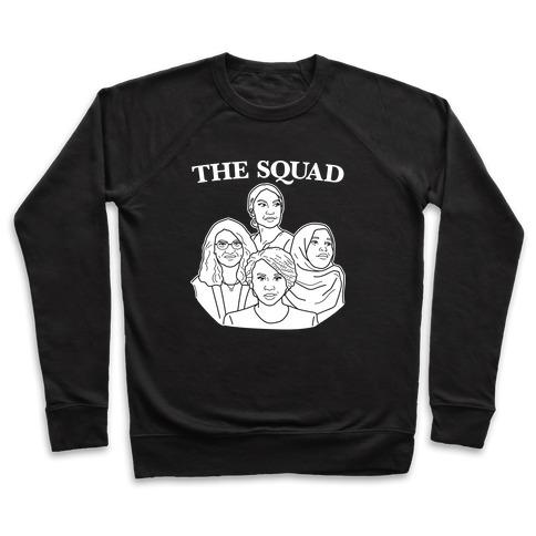 The Squad - Democrat Congresswomen Pullover