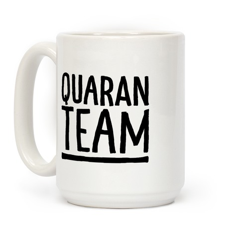 Quaranteam Coffee Mug