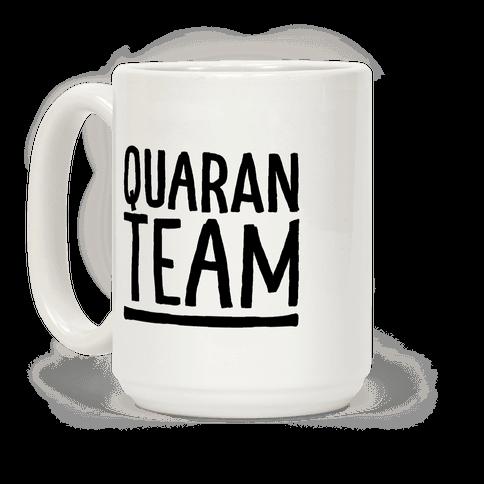 Quaranteam Coffee Mug