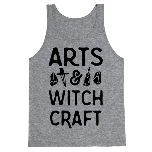 Arts And Witchcraft Tank Top