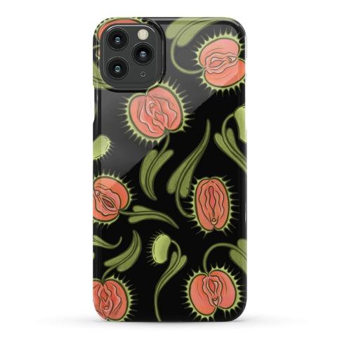 Venus Flytrap Vulvas Phone Case