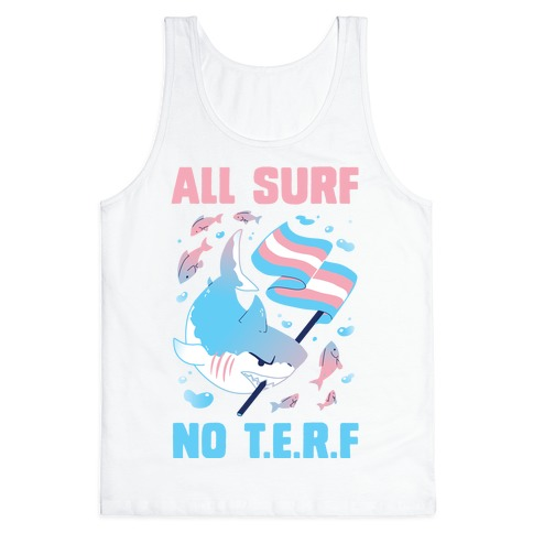 All Surf No T.E.R.F Tank Top