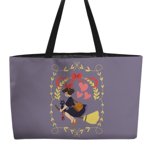 Delivery Witch - Kiki Weekender Tote