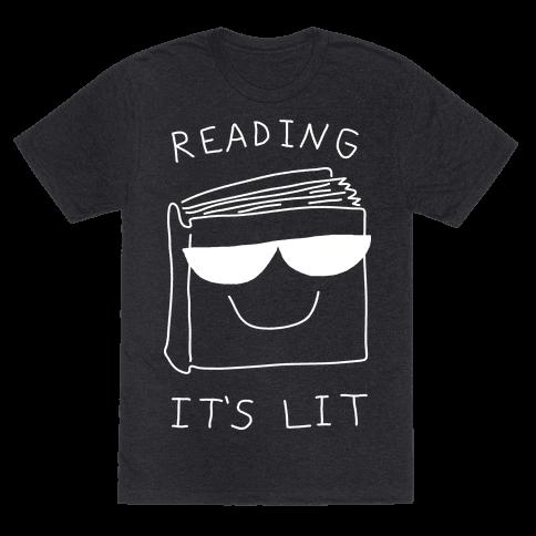 Reading It's Lit