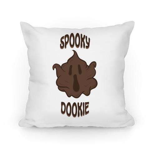 Spooky Dookie Pillow
