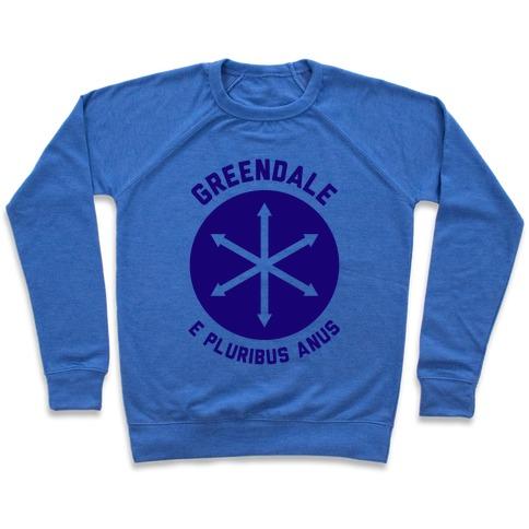 Greendale E Pluribus Anus Pullover