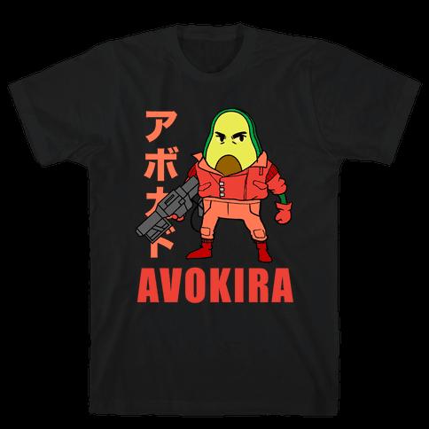 Avokira Mens T-Shirt