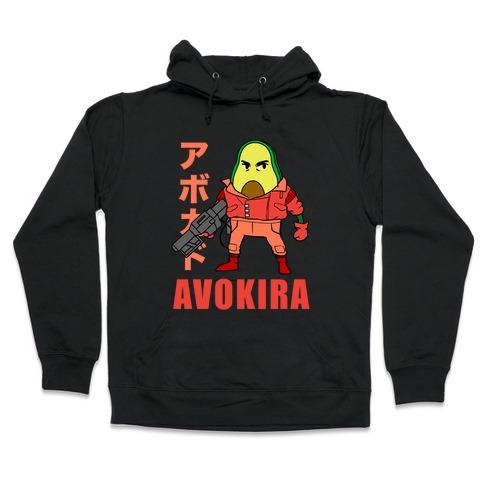 Avokira Hooded Sweatshirt