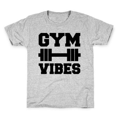 Gym Vibes Kids T-Shirt