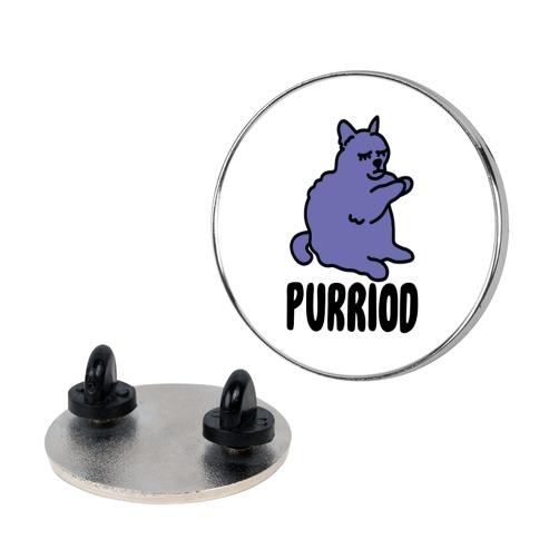 Purriod Pin