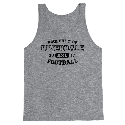 Property of Riverdale football Tank Top