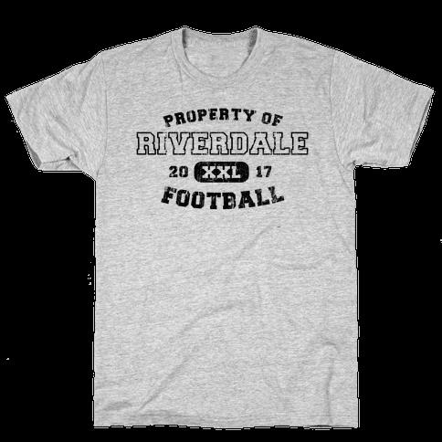 Property of Riverdale football Mens T-Shirt