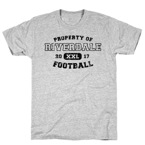 Property of Riverdale football T-Shirt