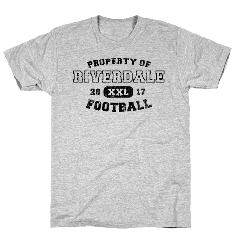 Property of Riverdale football Mens T-Shirt