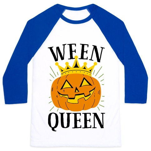 Ween Queen Baseball Tee