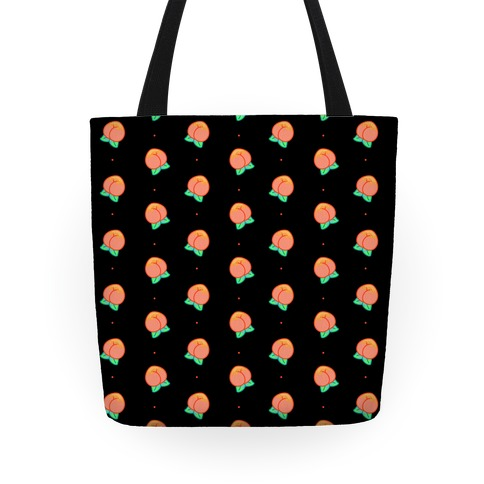 Butt Peaches  Tote