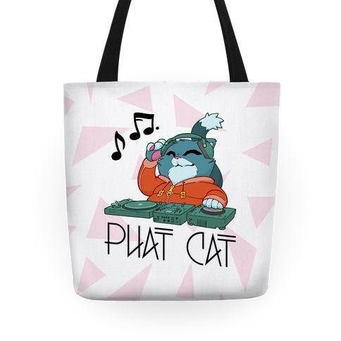 Phat Cat Tote