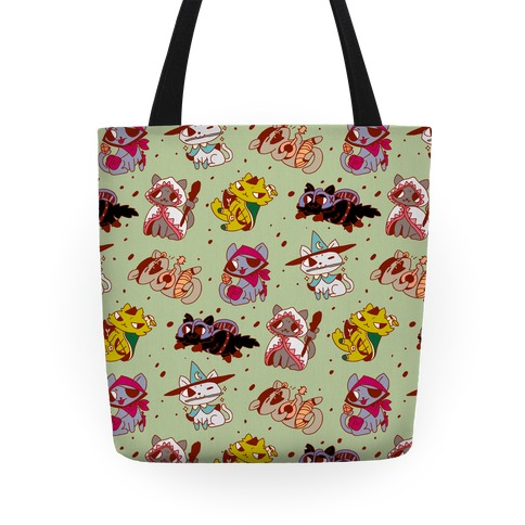 Warrior Cats Tote