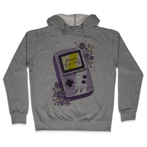 Game Non-binary Hooded Sweatshirt