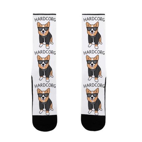 Hardcorg Sock