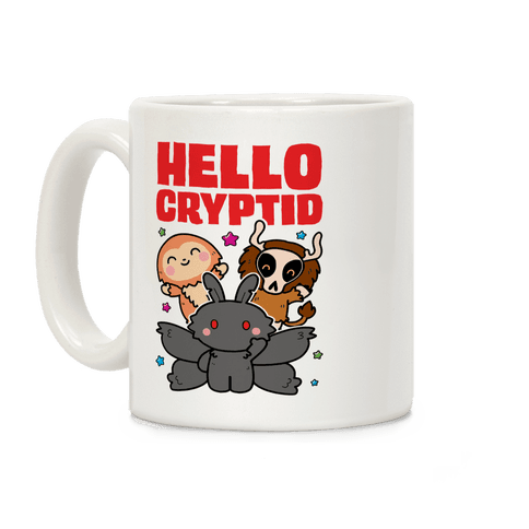 Hello Cryptid Coffee Mug